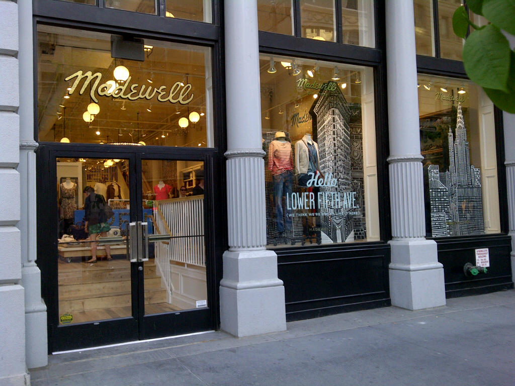 Madewell 5th Ave