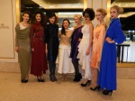 A glimpse of the Yuna Yang FW12 Collection with her models!