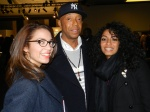 Made a new friend, Akua, and chatted it up with Russell Simmons about the Charlotte Ronson show