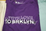 "Fun tee from Brooklyn Industries ""With Love to Brklyn"""