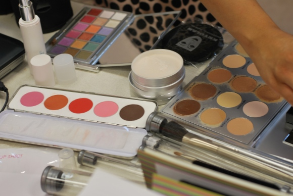 Make-up palettes to doll up the ladies