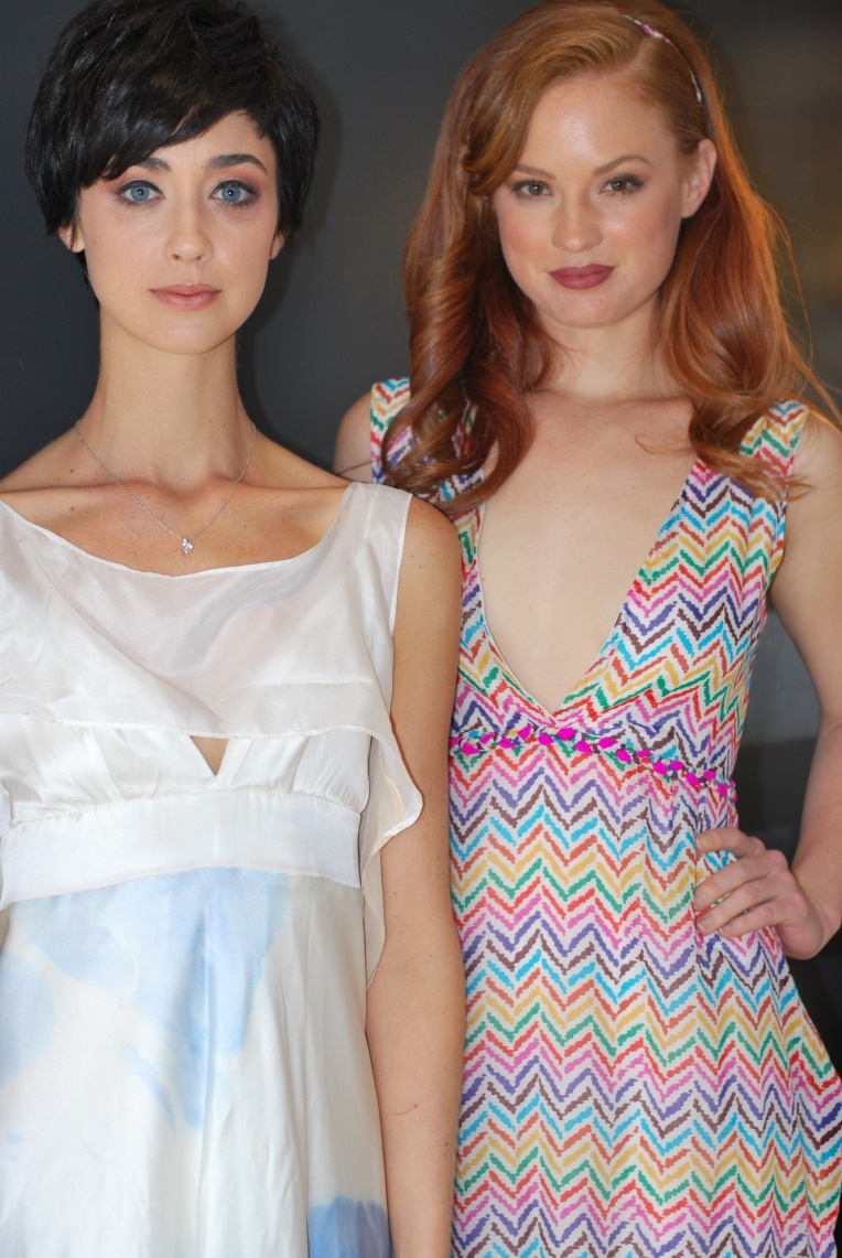Airy looks from Alisha Trimble's SS14 collection