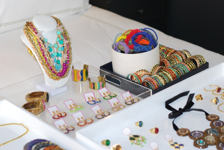 Gorgeous necklaces and bracelets by Helene Jewelry