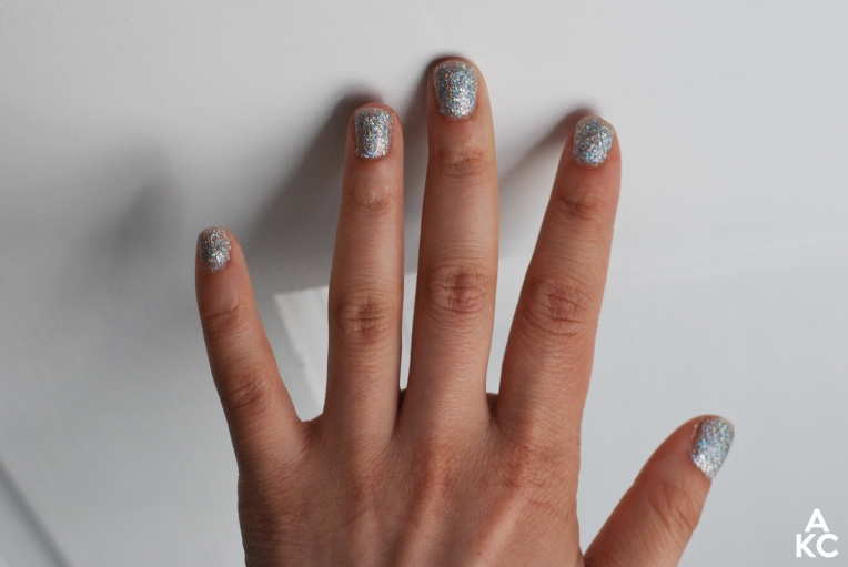 The look of intergalactic nails.