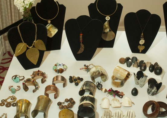 More jewelry from Harkiss Designs.