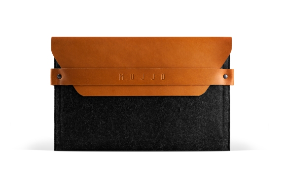 iPad mini Envelope Sleeve in Tan