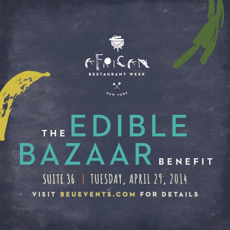 NYARW 2014 Edible Bazaar Kickoff event Flyer-2